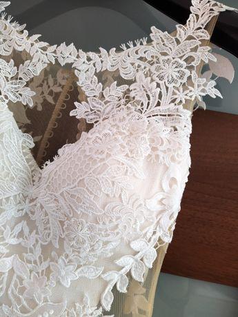 Suknia ślubna Lillian West 34/36, na wzrost 163 cm