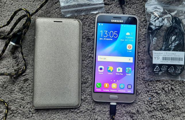 Samsung Galaxy J3 2016 J320F Model: SM-J320FN-Używany 100% sprawny
