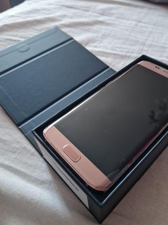 Samsung Galaxy s7 Edge PINK GOLD 32gb różowy - różowe złoto