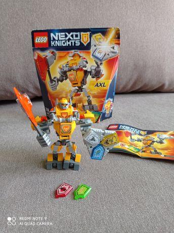 Klocki LEGO Nexo Knights 70365