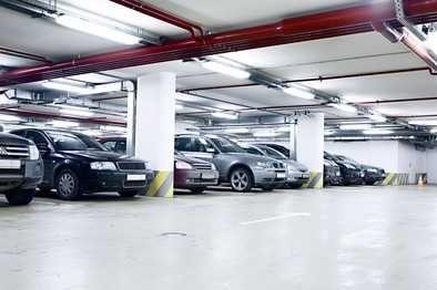 Miejsce postojowe w garażu ul. Drzewieckiego