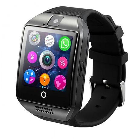 Смарт часы телефон Q18 с поддержкой sim карт. Новые в наличии.