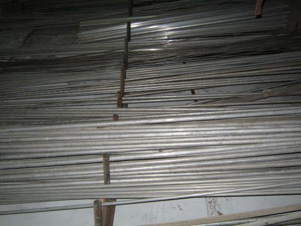 Карніз з трубки тонкостінної нержавіючої Н10Т Д 8-30мм