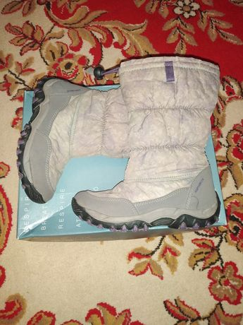 Geox AMPHIBIOX чобітки для дівчинки 29р.