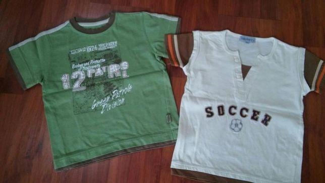 Koszulki r.104 mariquita