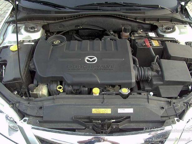 мотор коробка мазда генератор стартер топлівна форсунки Mazda 6 GG
