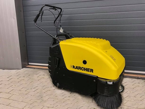 Zamiatarka spalinowa KARCHER KSM 750
