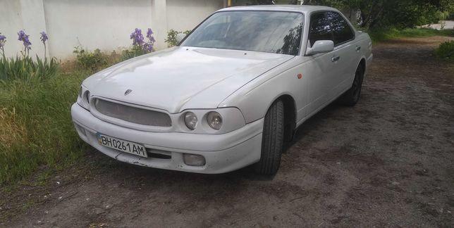 Продам Nissan Leopard 2001г, акпп, 3л Газ-бензин