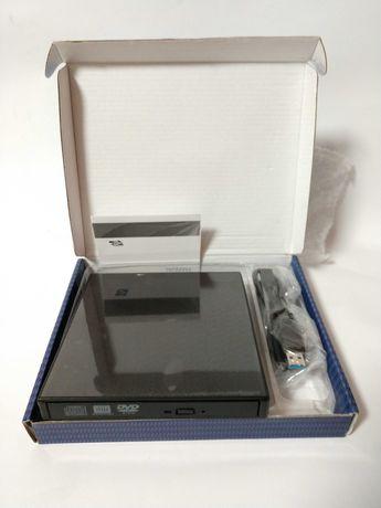 USB Dvd привод внешний двд-ром для чтения дисков