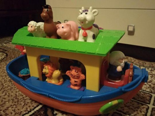 Ноев ковчег игрушка Kiddieland