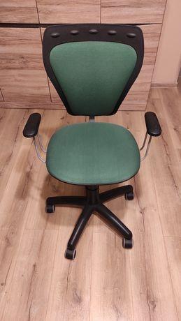 fotel, krzesło, obrotowe, młodzieżowe