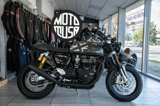 2016 Triumph Truxton R Кредит