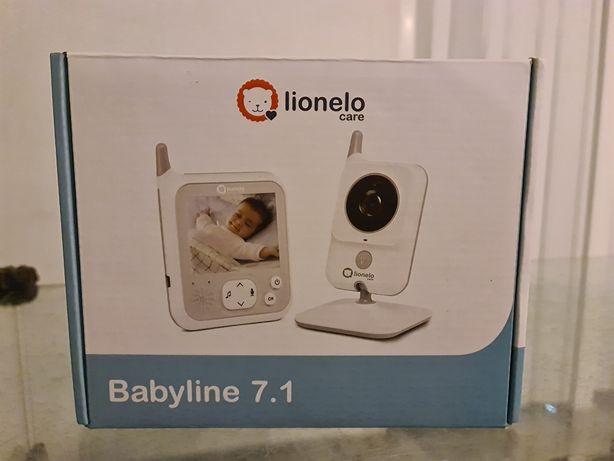 Nowa Niania Elektroniczna Lionelo Babyline 7.1 Sklep - Poznań