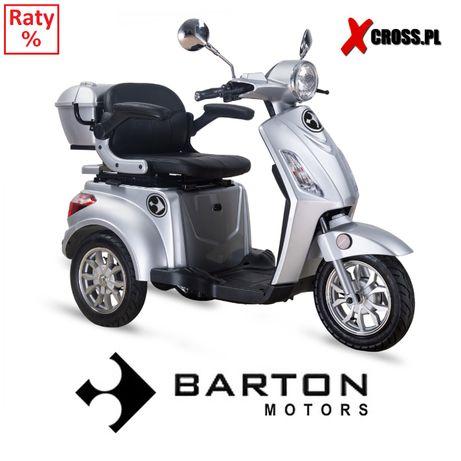 Skuter inwalidzki Elektryczny Trójkołowy Barton Tres Raty % Dostawa