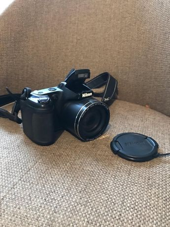 Nikon Coolpix L340 DUŻO DODATKÓW!