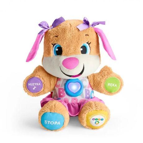 Zabawka interaktywna Fisher Price Siostrzyczka Szczeniaczka Uczniaczka