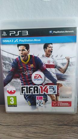 Gra Fifa 2014 fifa 14 j. polski na konsole ps3 playstation 3