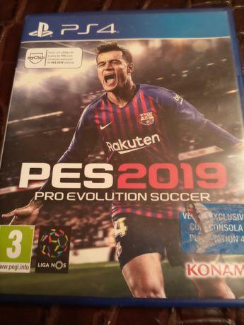 Jogo de PS4 PES 2019