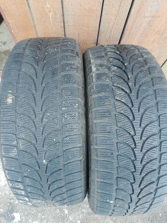 Dwie opony Bridgestone Blizzak LM_80 Evo 265/60/18 110H