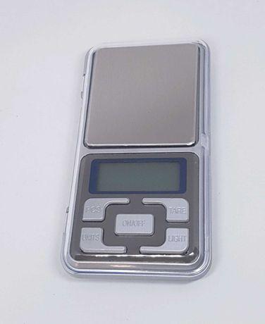Карманные ювелирные электронные точные весы Domotec MS-1724 MH-200