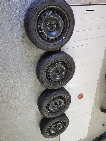 Opony letnie Nexen 205/55/16 VW,Audi,Seat,Skoda