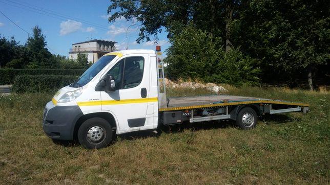 Autolaweta Pomoc drogowa 24h uslugi transportowe holowanie