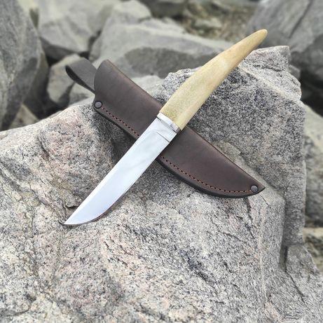 Кованый нож ручной работы для охоты и рыбалки,нож туристический, Х12МФ