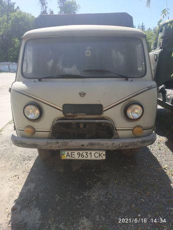 Уаз бортовой 33030