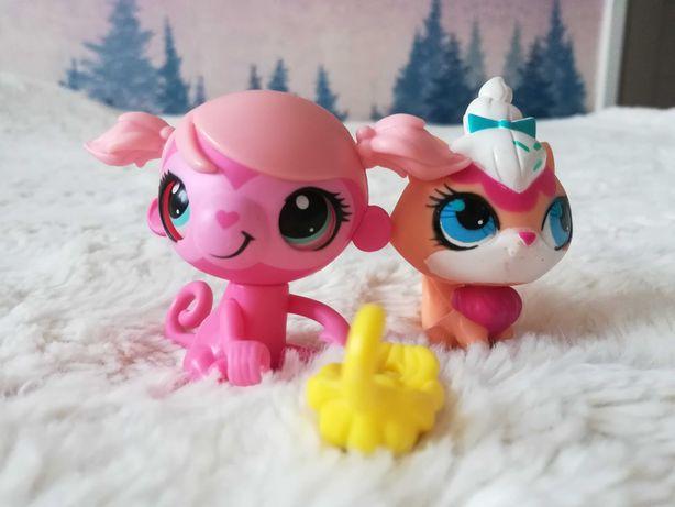 Lps Little Pet Shop Figurki 2szt
