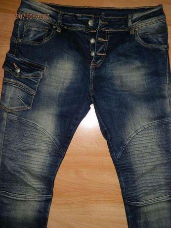 Spodnie jeans L-jak Nowe!