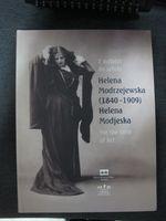 Z miłości do sztuki Helena Modrzejewska