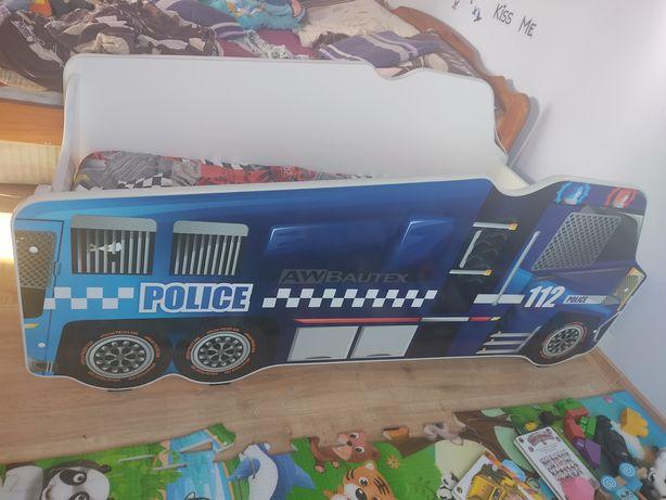 Łóżko POLICJA dla chłopca