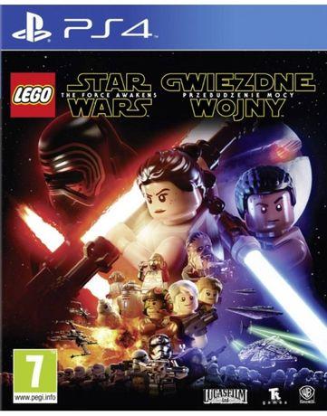 Lego Star Wars Przebudzenie Mocy PL PS4 UNIBLO Łódź Marynarska 2