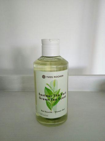 Yves Rocher perfumowany żel po prysznic zielona herbata