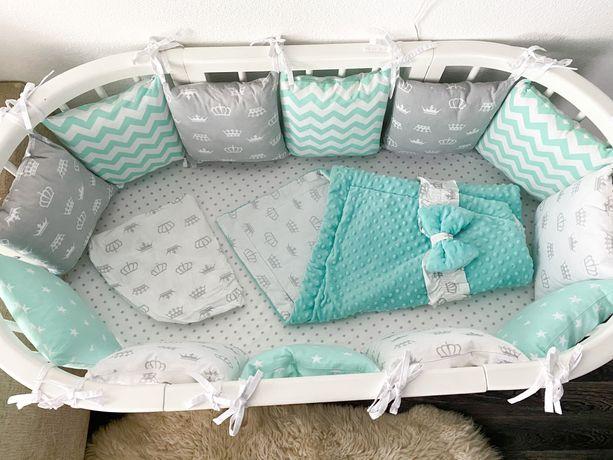 Детская Кровать бортиков