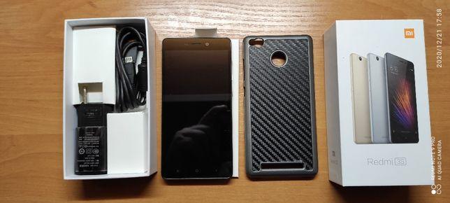 Смартфон Xiaomi Redmi 3S (Gray) 3/32Gb