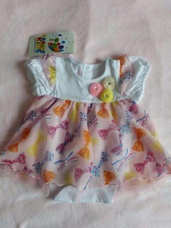 Нарядное боди платье mayoral для принцессы