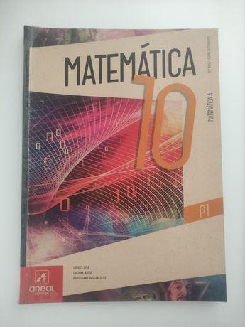 Manual matemática 10