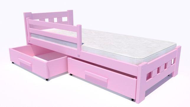 Paweł Premium - drewniane łóżeczko dla dziecka w 7 dni roboczych