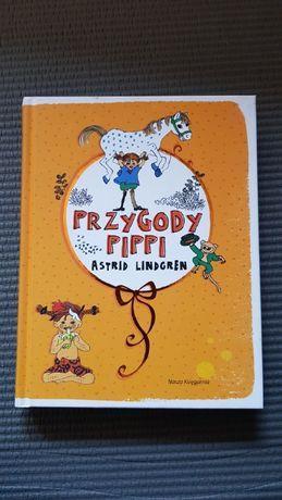 Książka Przygody Pippi