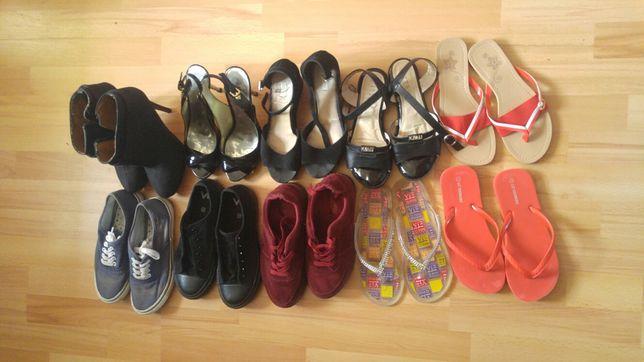 Женская Обувь. За всё 250грн. Размер 37.