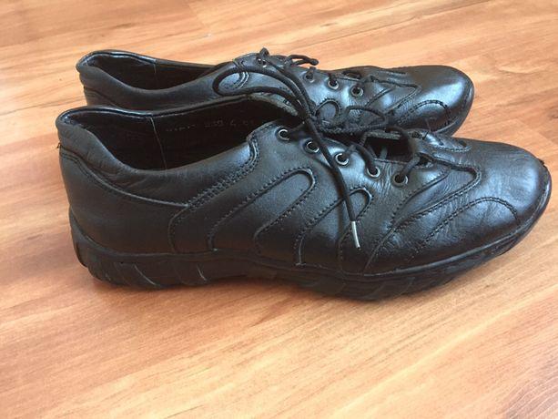 Кожаные кросівки, кроссовки 37 роз