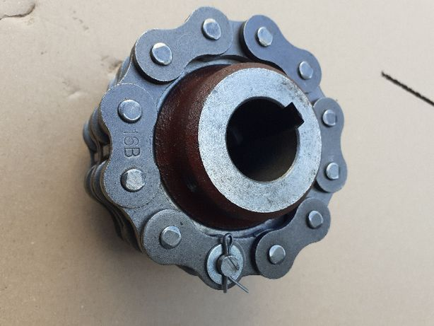 sprzęgło łańcuchowe rozsiewacz rozsiewacza RCW 3 żeliwne