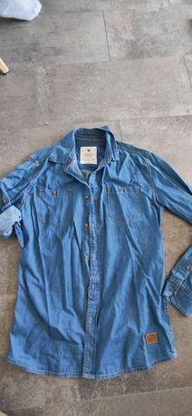 Koszula Carry S jeansowa