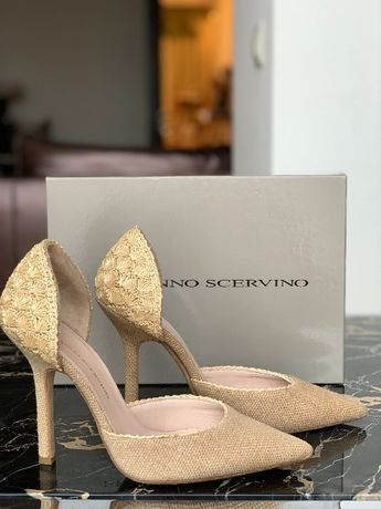 Красивейшие туфли Ermanno Scervino оригинал (Dior, Gucci)