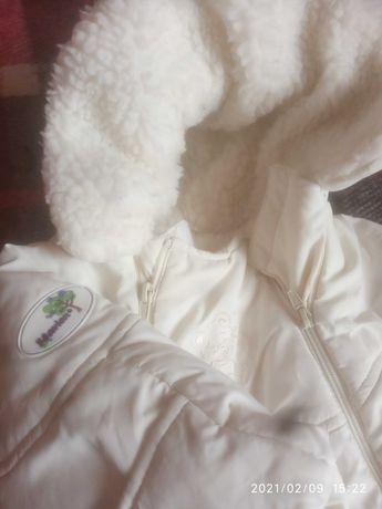 Зимний комбинезон-трансформер Flavien для детей до 1года.