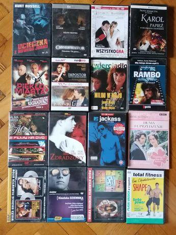 16 filmów różna tematyka