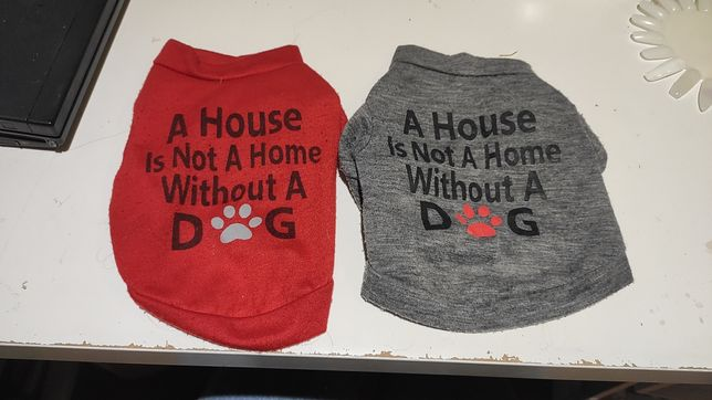 Camisolas de cão