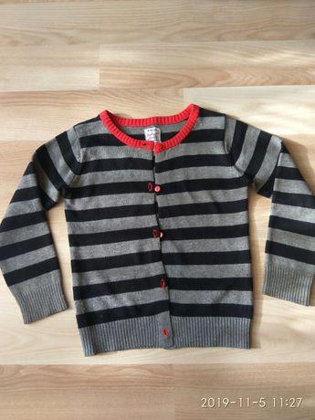 Sweterek dziewczęcy 5.10.15. rozmiar 104