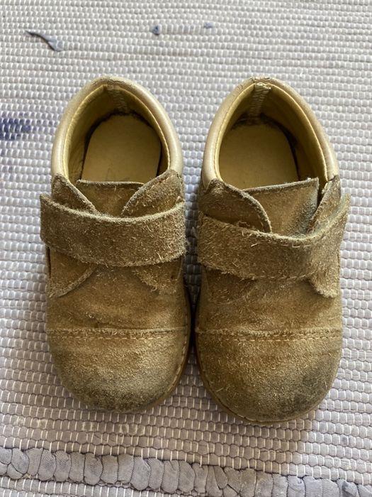 Sapatos carneira de criança Ribeira De Nisa E Carreiras - imagem 1